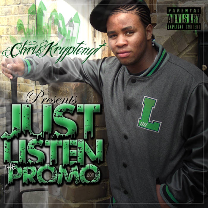 Just Listen Promo 2011 cover art