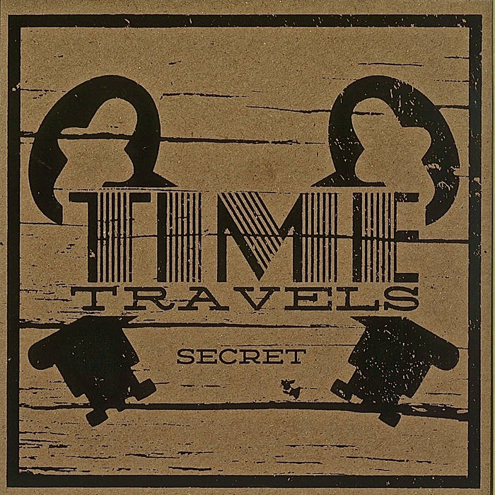 Secret EP cover art