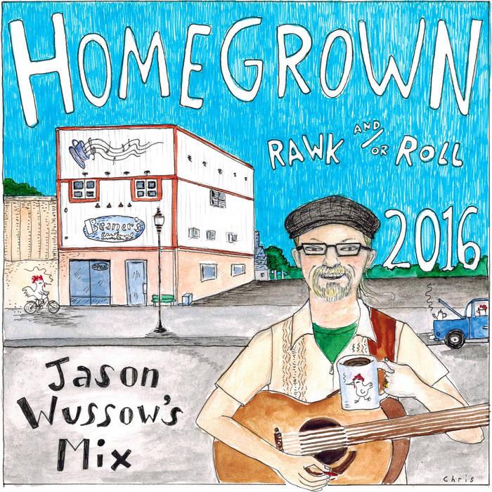 Jason Wussow's Mix cover art