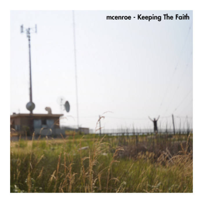 Keeping The Faith Maxi Single cover art