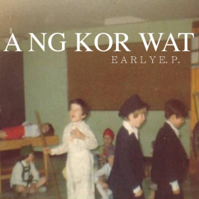 Early E.P. cover art