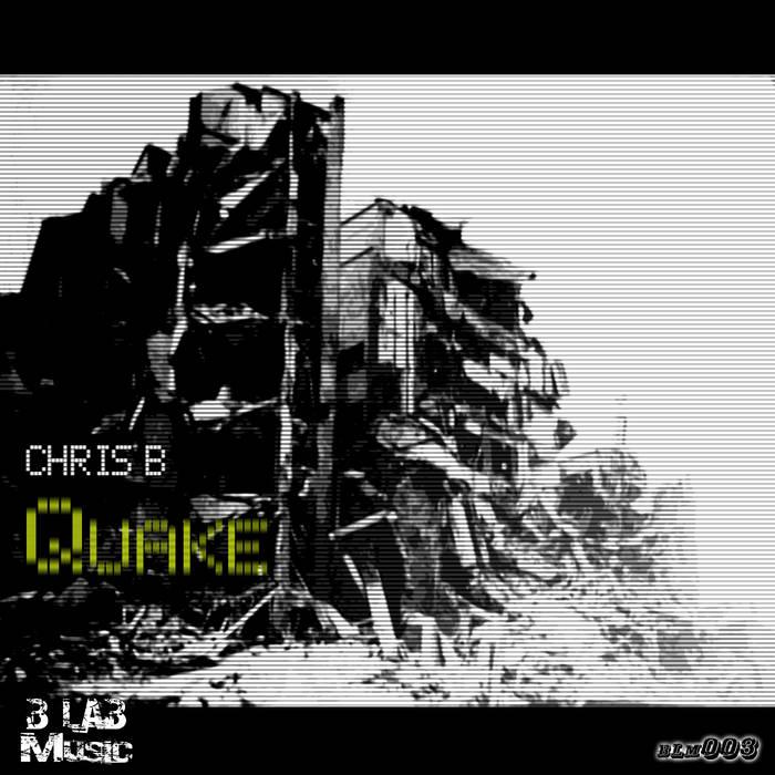 Quake / BLM003 cover art