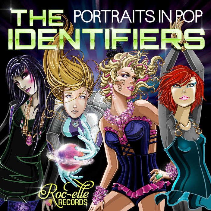 Portraits In Pop cover art