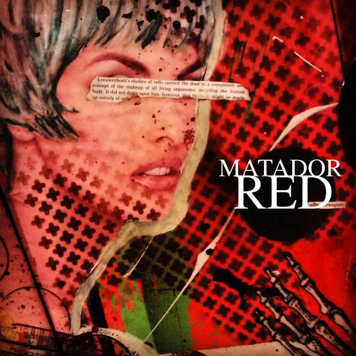 Matador Red EP cover art