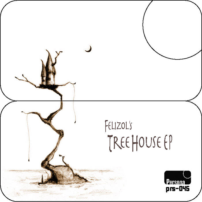 Treehouse EP cover art