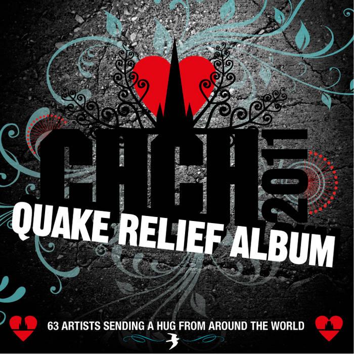 Christchurch Quake Relief Album 2011 cover art