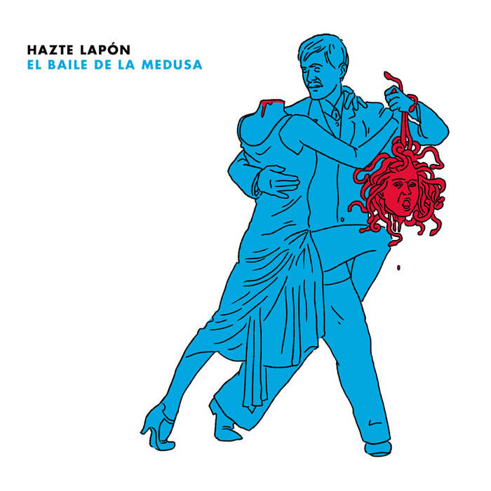 Single El baile de la Medusa cover art