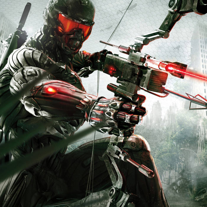 Crysis Prophet cover art