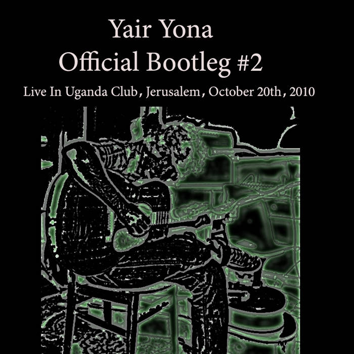 Official Bootleg #2 cover art