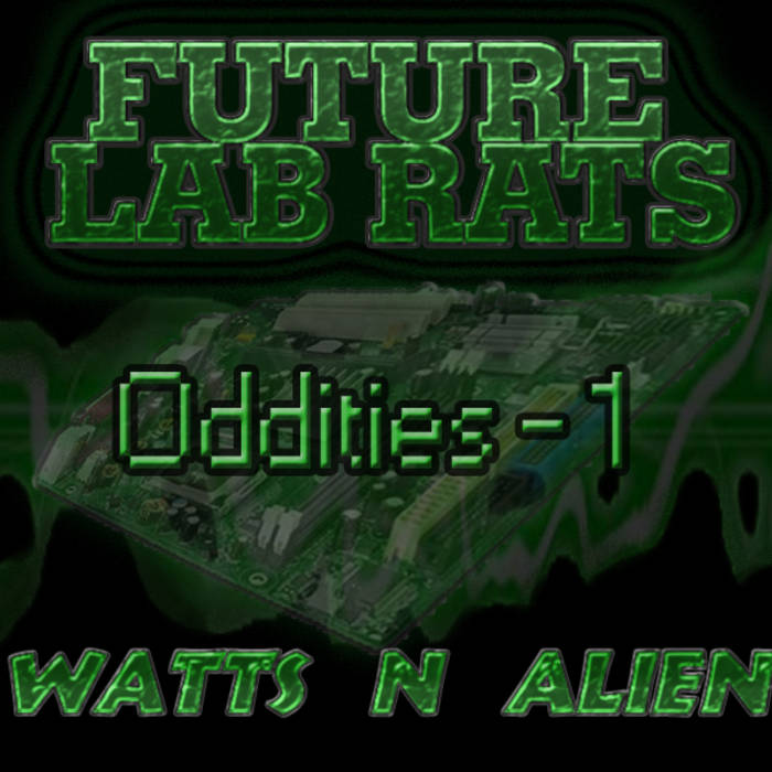 Oddities - 1 cover art
