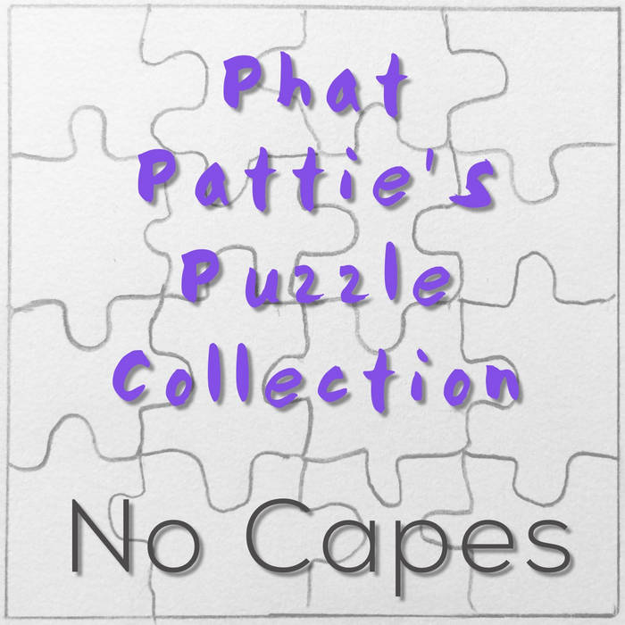Phat Pattie's Puzzle Collection EP cover art