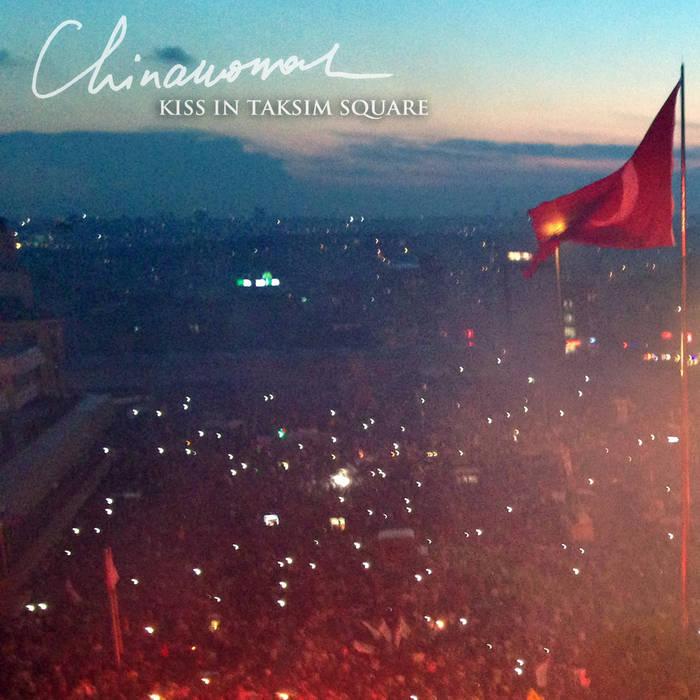 Kiss in Taksim Square cover art