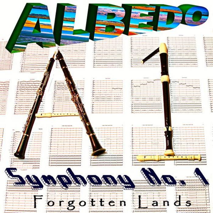 Symphony No. 1 cover art