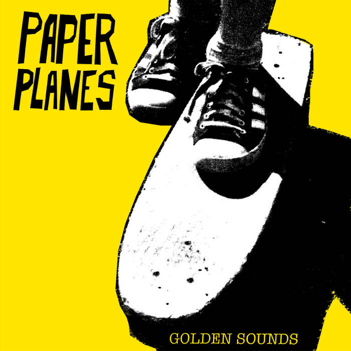 GOLDEN SOUNDS (single) cover art