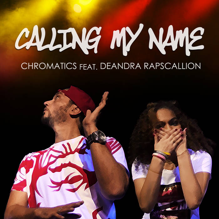 Calling My Name cover art
