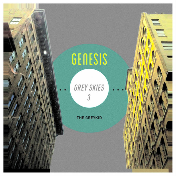 Grey Skies 3 cover art