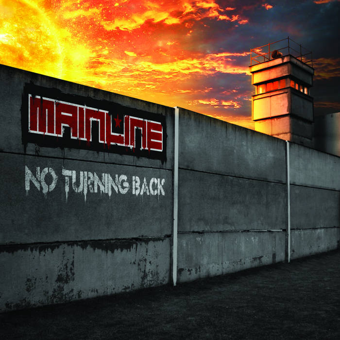 NO TURNING BACK - EP cover art