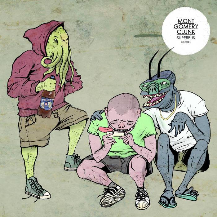 Superbus cover art