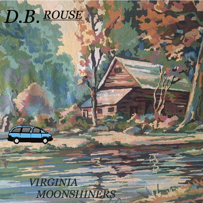 Virginia Moonshiners cover art