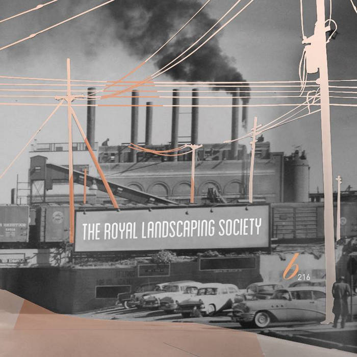 The Royal Landscaping Society cover art