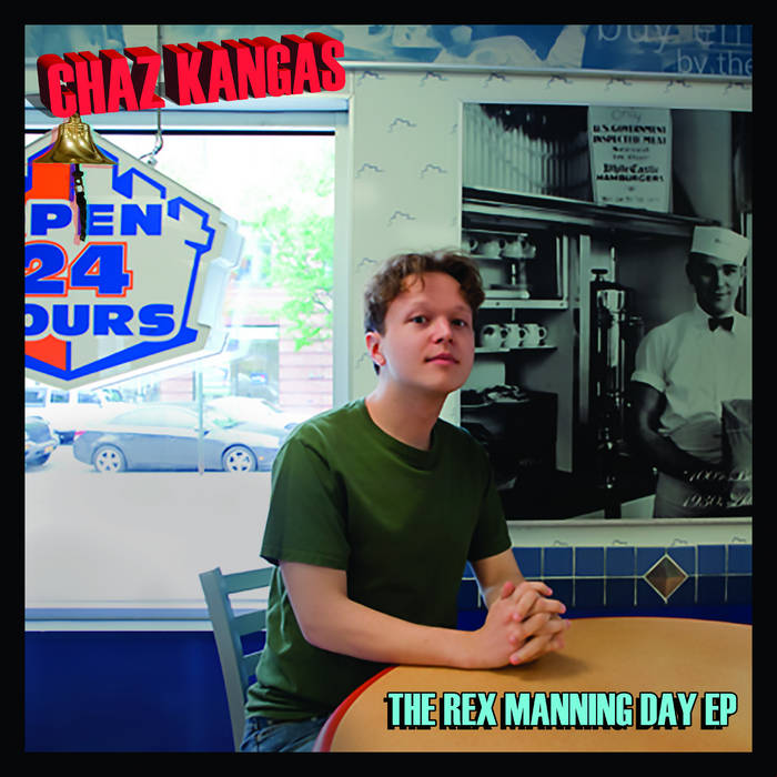 The Rex Manning Day EP cover art