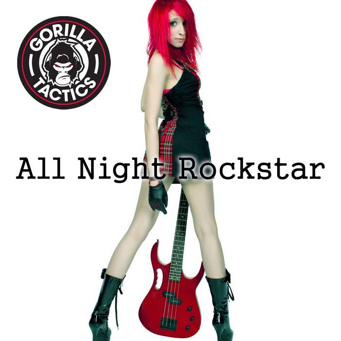 All Night Rockstar cover art