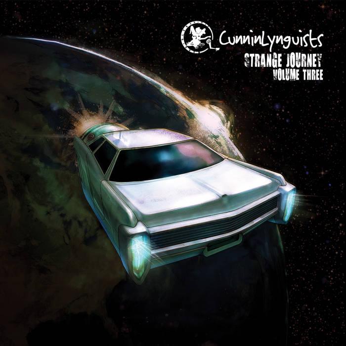 Strange Journey Volume Three cover art