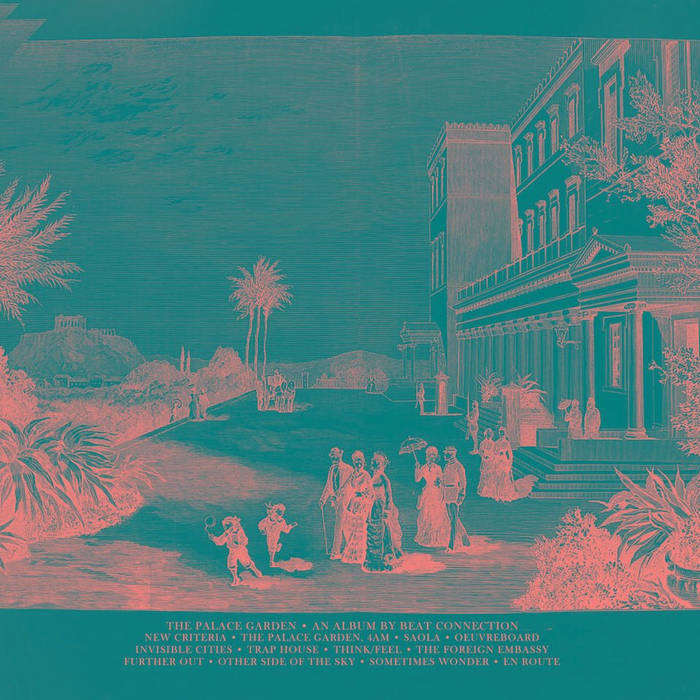 The Palace Garden cover art