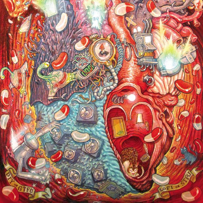 Cada Corazon es una Bomba de Relojeria cover art