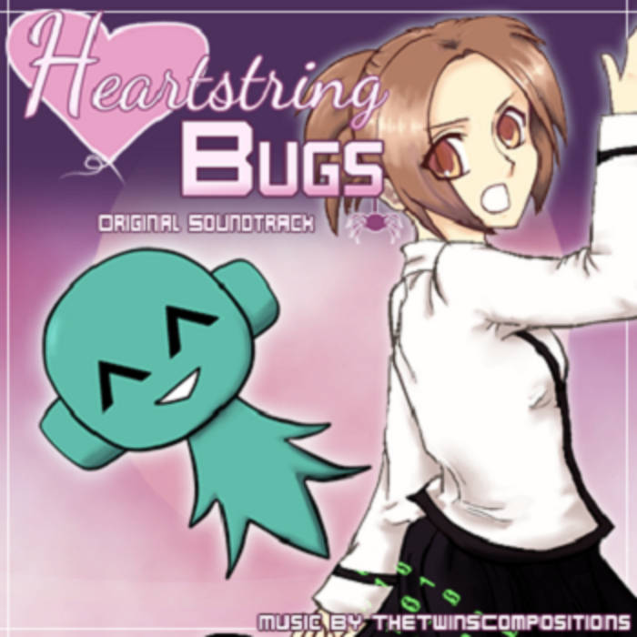 Heartstring Bugs OST cover art