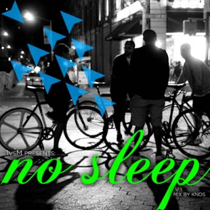 No Sleep cover art