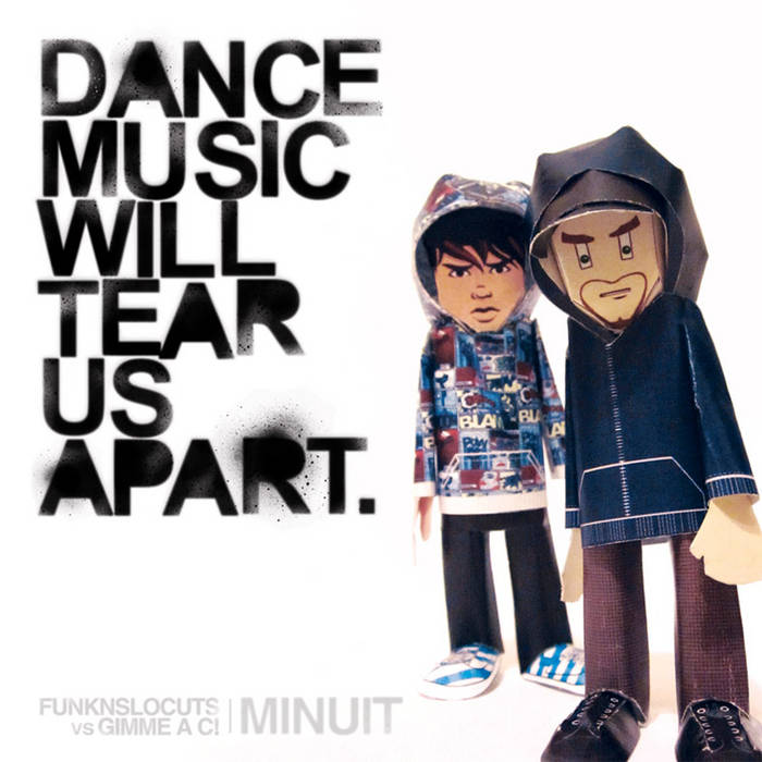 Dance Music Will Tear Us Apart (remixes) cover art