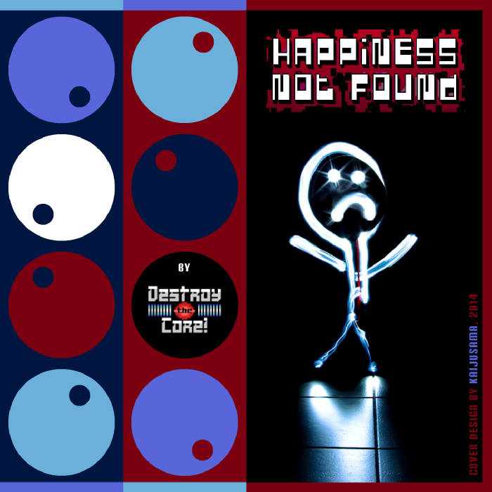 Happiness not Found cover art