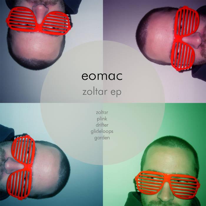 Zoltar EP cover art
