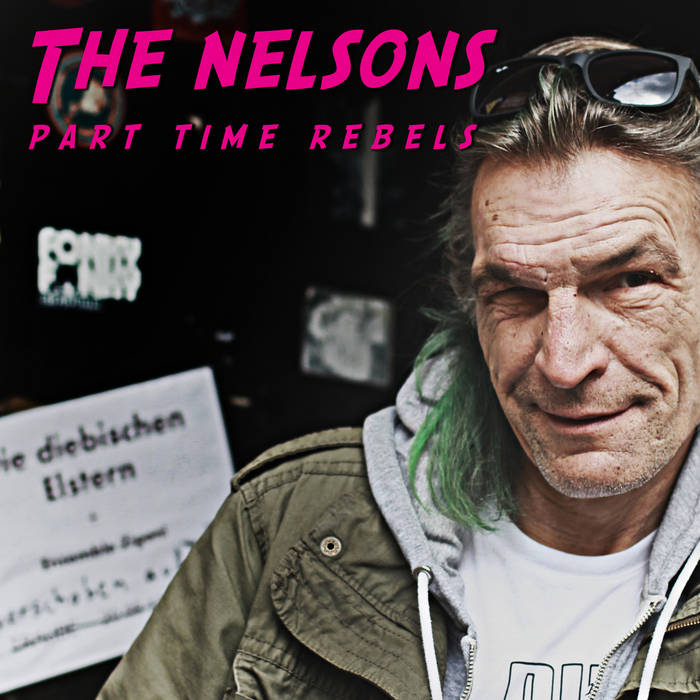 Part Time Rebels cover art
