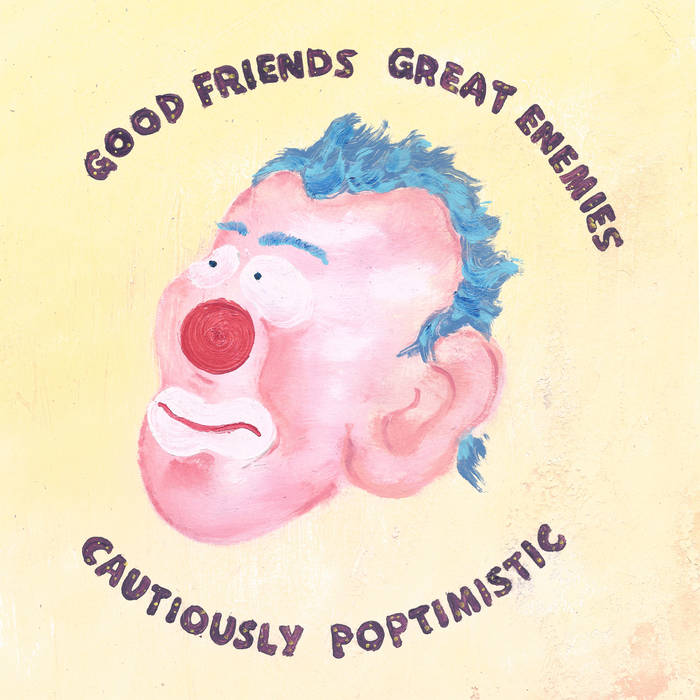 Cautiously Poptimistic cover art
