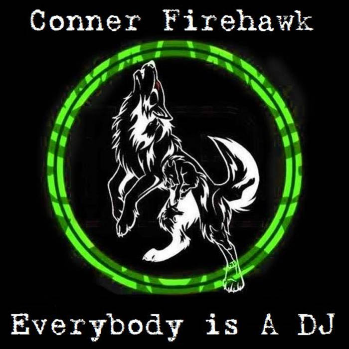 Everybody Is A DJ cover art