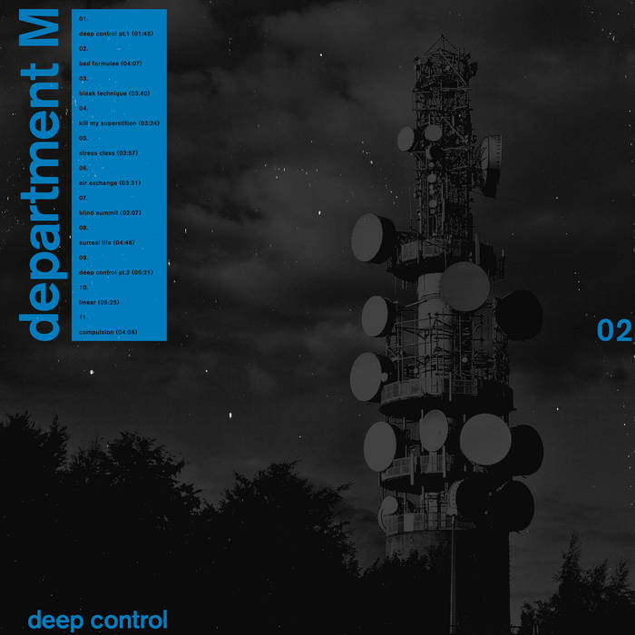 Deep Control cover art