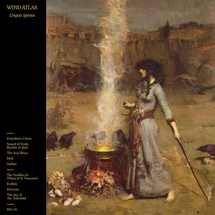 Lingua Ignota cover art