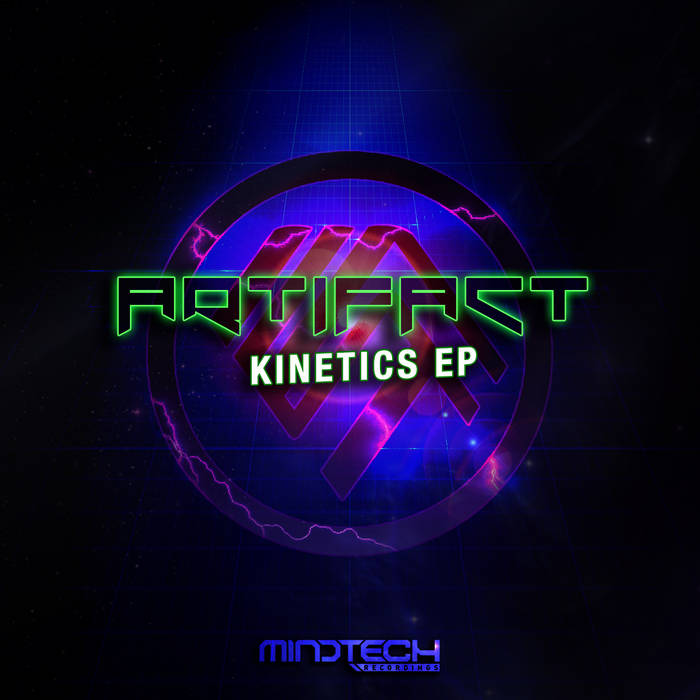 Kinetics EP cover art