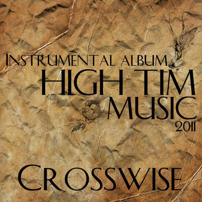 Crosswise cover art