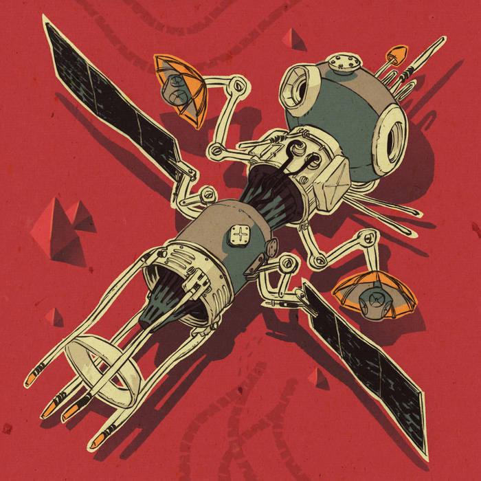 Super Motherload OST cover art