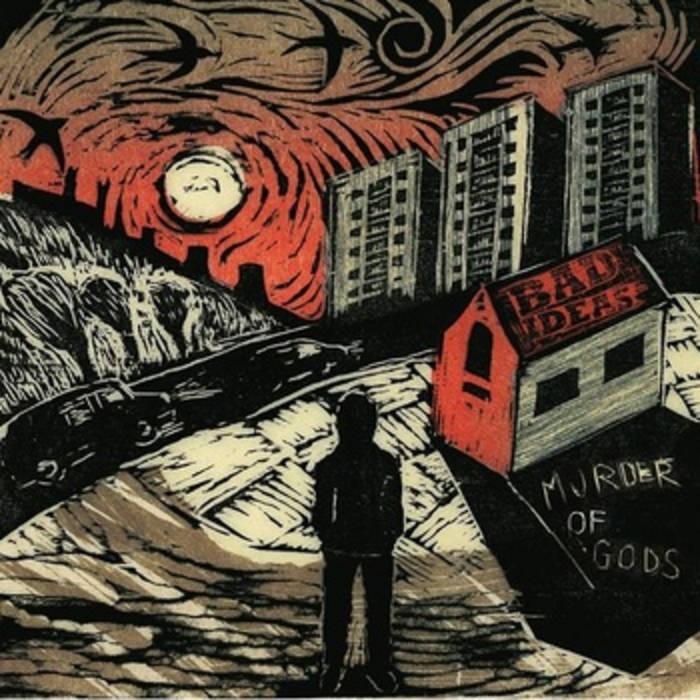 Murder Of Gods cover art