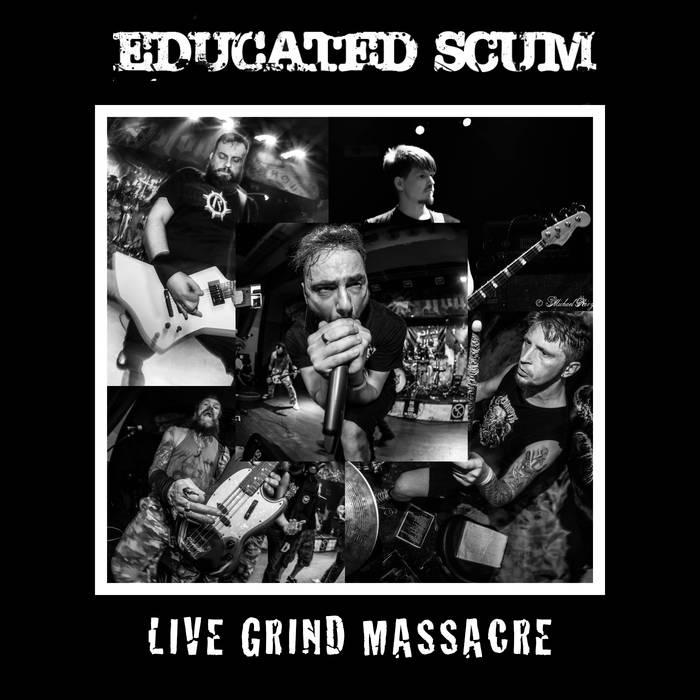 Live Grind Massacre cover art