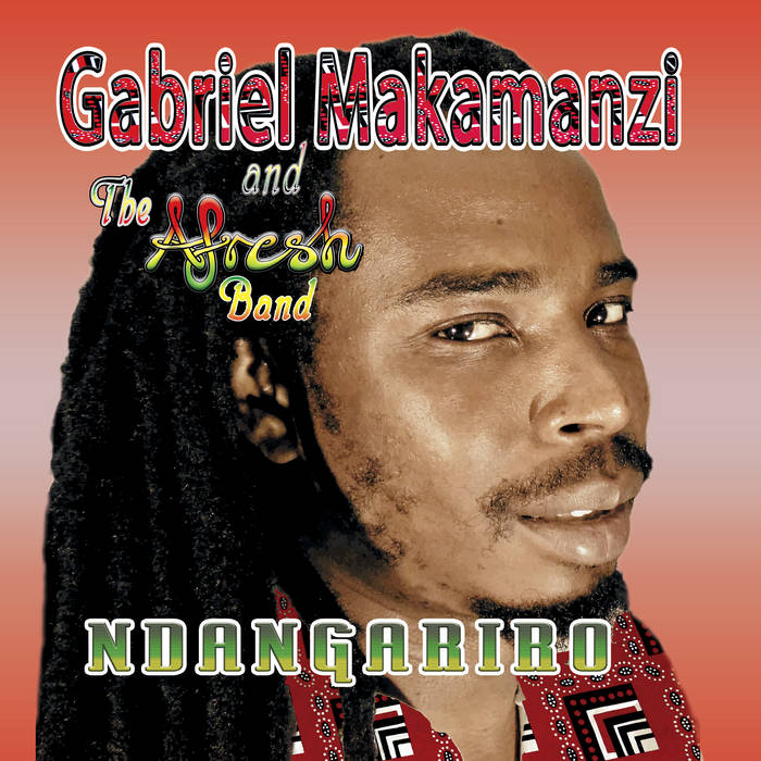 Ndangariro cover art