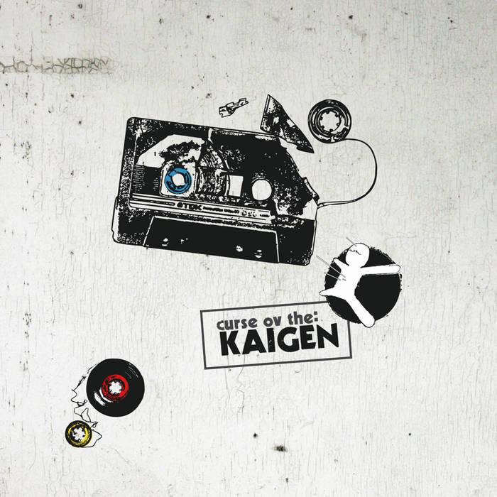 CURSE OV THE KAIGEN EP cover art