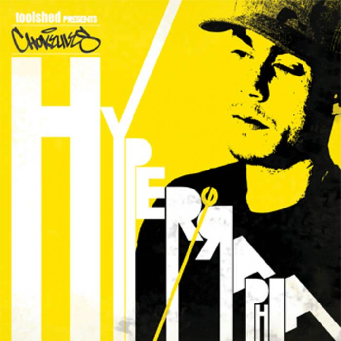 Hypergraphia cover art