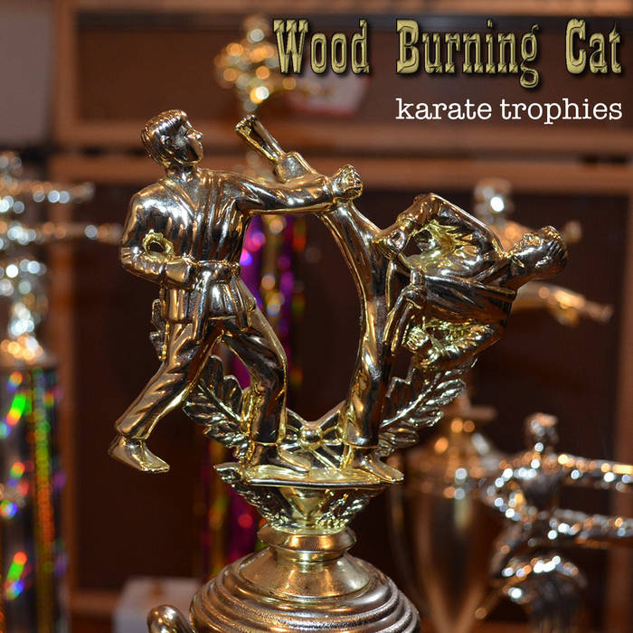 Karate Trophies cover art