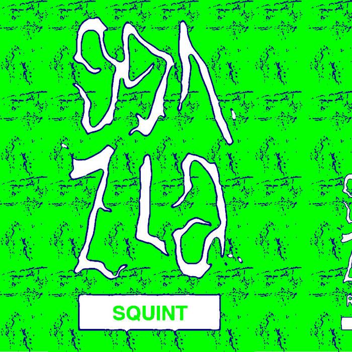 ggnzla SQUINT 1 cover art