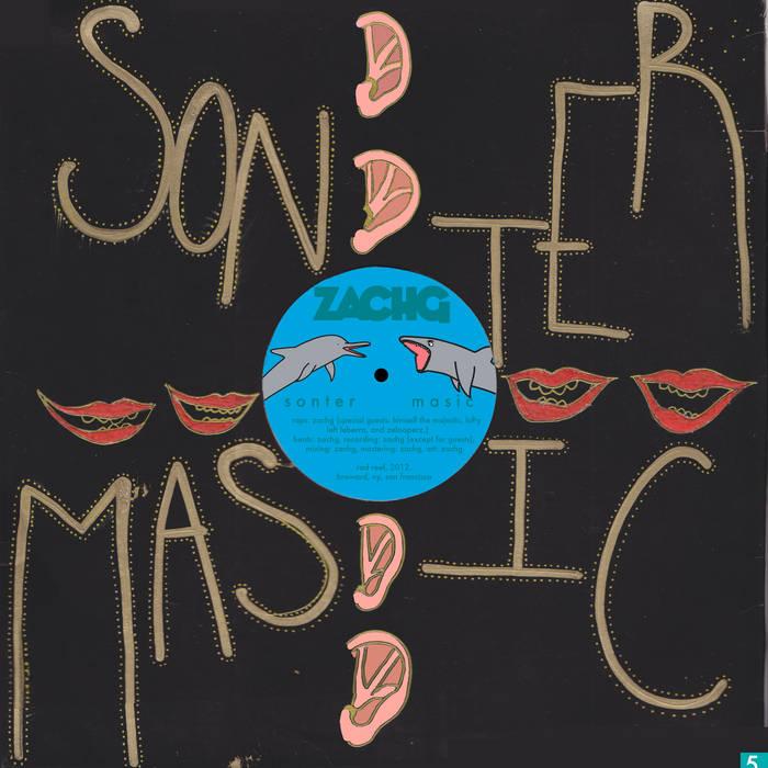 sonTER MASic cover art